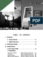 Tadao Ando Program 2010 Report