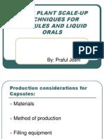 APT-Pilot Plant Techniques-Capsules & Liquid Orals