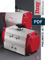 S9293 Pnuematic valve