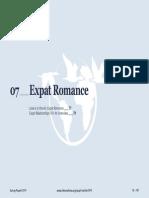 Expat Romance