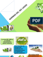 Normas Del ISO 14000