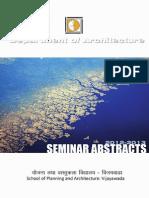 Seminar Abstracts 2013_Arc