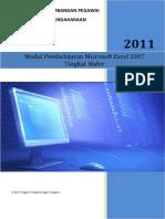 Modul Microsoft Excel 2007 Tingkat Mahir1 21