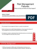 Risk Management_Group 5_Section 2