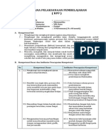 RPP Matematika Kelas 8 Kurikulum 2013 Tahun 2014