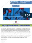 The US Chronic Pain Market - Focus on Opioids