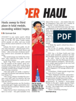 Bumper haul, 08 Jul 2009, Straits Times