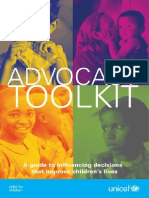 Advocacy Toolkit unicef