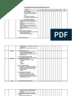 Jadwal Pelaksanaan Kegiatan Program Kerja 2014