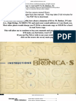 Bronica S User Manual