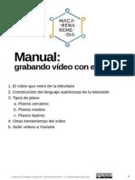 Manual Grabando Vídeo Con El Móvil
