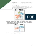 Cara pemakaian suppositoria.doc