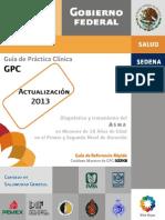 Guia de Practica Clinica Asma