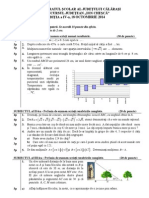 2014_Matematica_Concursul 'Ion Chesca' (Calarasi)_Clasa a VIII-a_Subiecte+Barem