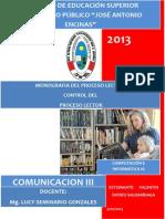 Monografia de Comunicacion III