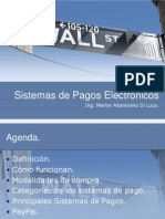 Sistemas de pagos electronicos
