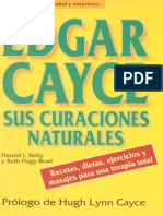 Cayce, Edgar - Sus Curaciones Naturales (Varios)