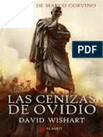 Las Cenizas de Ovidio - Wishart David