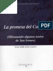 AYAN CALVO, Juan José-La Promesa Del Cosmos en San Ireneo