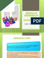1. MÉTODO DE ENSEÑANZA DE LA LECTOESCRITURA.pptx