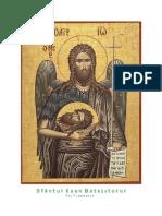 Sfantul Ioan Botezatorul - Joi 7 Ianuarie