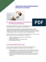 Articulo- Alberta Infanti Motor Scale 0-18 Meses