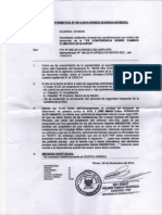 Denuncia a sobrino de Daniel Abugattás