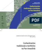 CadDeb01_Conhecimentos Tradicionais Na Pan-Amazônia