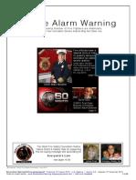 Smoke Alarm Warning - Averyanas Law