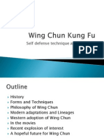 Wing Chun Kung Fu techinqe