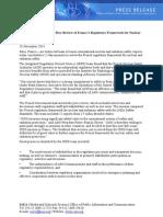 Préconisations internationales sureté nucléaire