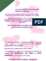Amiga Presentacion