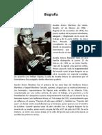 Biografía Aurelio Arturo