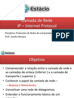 Aula PRC - Protocolo IP