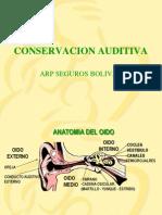 Conservación Auditiva