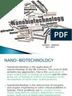 Nano Bio Technolog