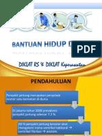 Teori dan Praktek Bantuan Hidup Dasar 2012