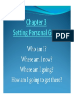 setting personal goals 1