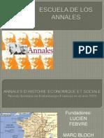 Escuela de Los Annales