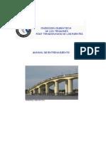Grouting of Bridge PT Tendons-Training Manual-Spanish