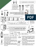 Info.principio de Le Châtelier