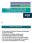 Financial Accounting and Accounting Standard