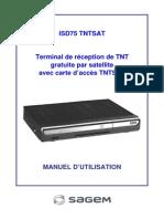 Decodeur ISD75 Sagem
