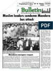 Friday Bulletin 604