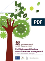 Facilitating participatory natural resource management. A toolkit for Caribbean managers