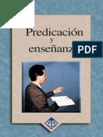 Pettry W Ernest - Predicacion y Enseñanza
