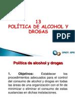 Alcohol y Droga