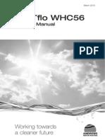 FASTflo WHC56 Service Manual