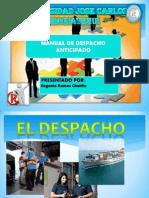 Manual de Despacho