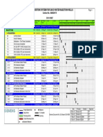 2_Detailed Project Recoveryrec Schedule as of May2014